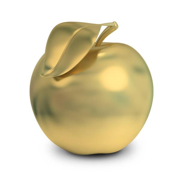 Cтоковое фото golden apple