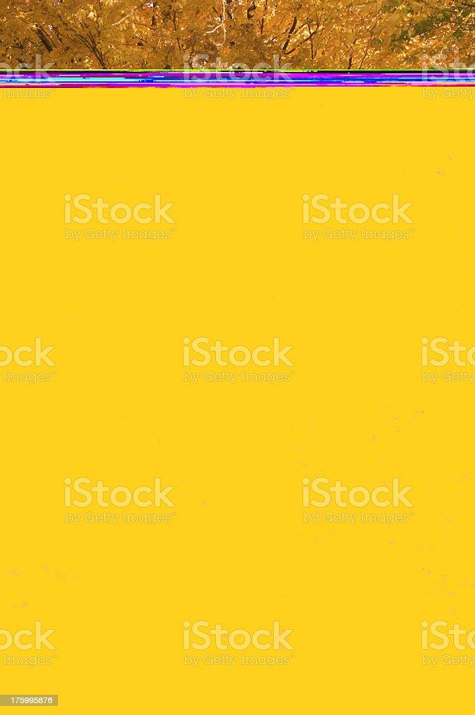Golden Autumn 2 royalty-free stock photo