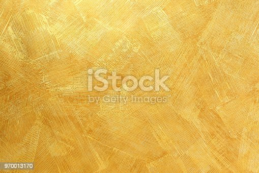 istock Golden background 970013170