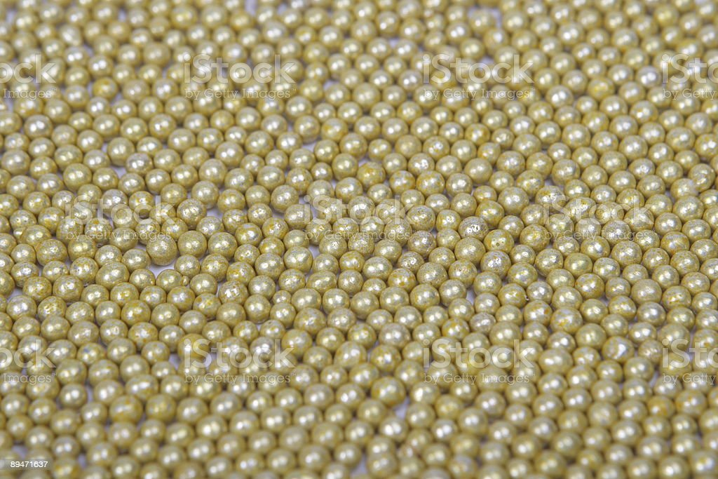 golden balls royalty free stockfoto