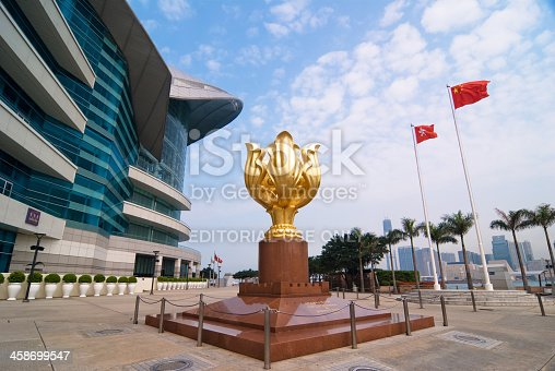 istock Golden Bauhinia Square 458699547
