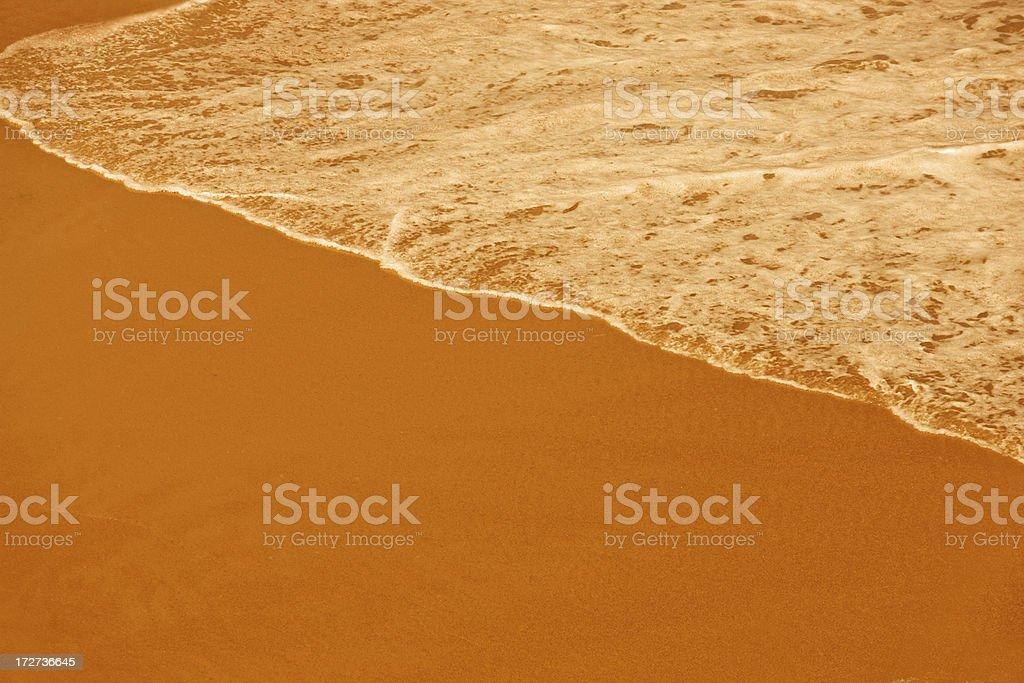 Golden beach – Foto