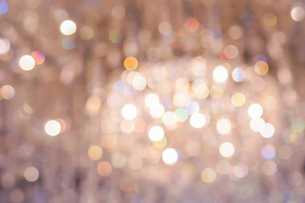 złoty bokeh - sala balowa zdjęcia i obrazy z banku zdjęć