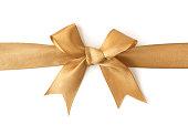 istock golden bow 184840436