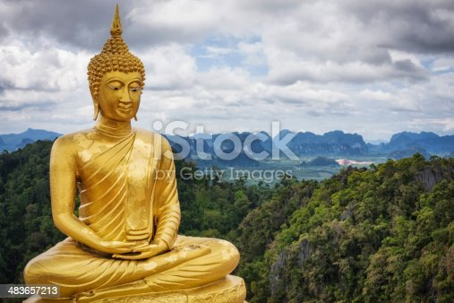 buddha statue at the