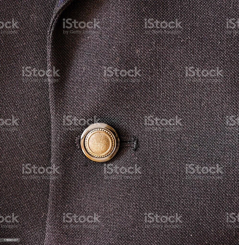 Golden button royalty-free stock photo
