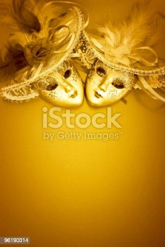 istock Golden Carnival Background 96190314