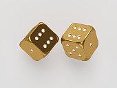 gambling 3d concept