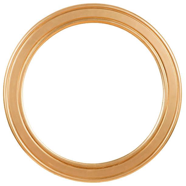 Golden Kreis Frame – Foto