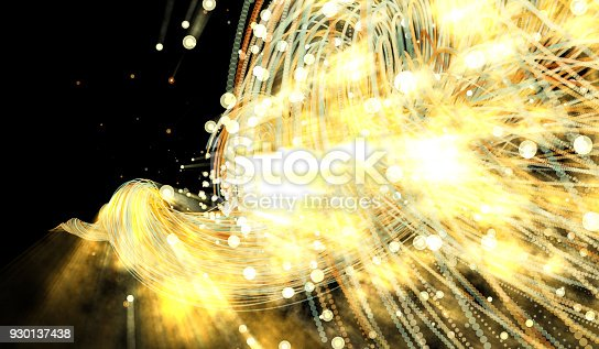857847778 istock photo Golden color abstract glitter texture background for holidays 930137438