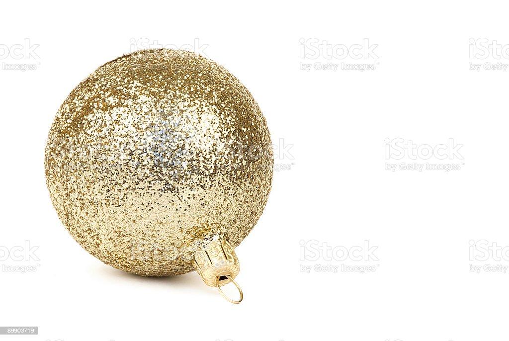 Decoración de oro foto de stock libre de derechos