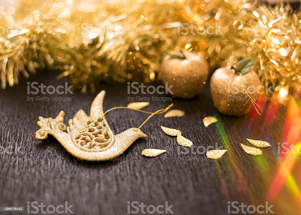 golden dove WEIHNACHTSKUGEL – Foto