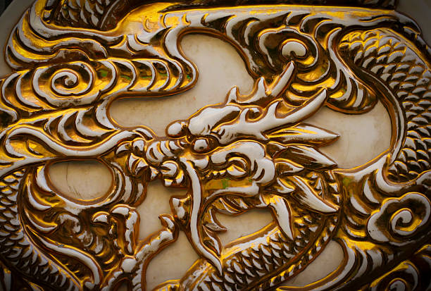 Golden dragon – Foto