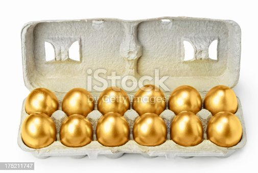 Golden Eggs - Photographed on Hasselblad H3D2-39mb Camera