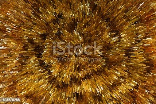 istock Golden festive background 621829288