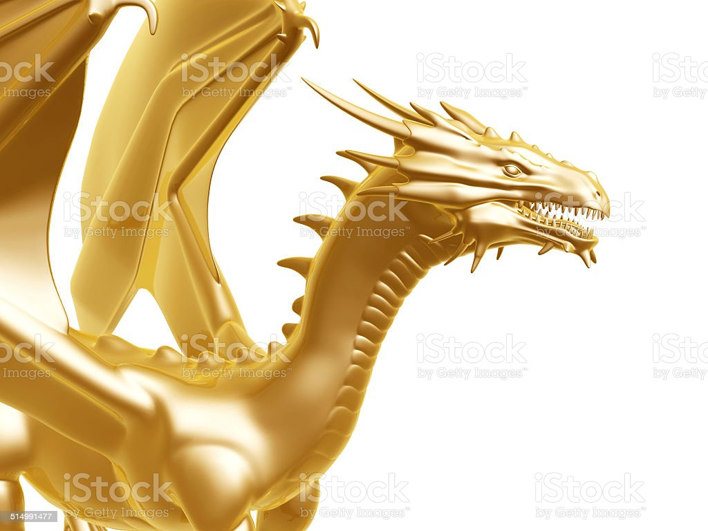 gold dragon sally commercial