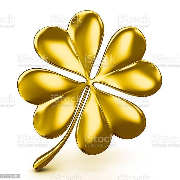 Golden four leaf clover picture id171156351?b=1&k=6&m=171156351&s=612x612&h=l0dnb5dp qv5jsgnqsumaknl224e5ul7vk3dusnlsn0=