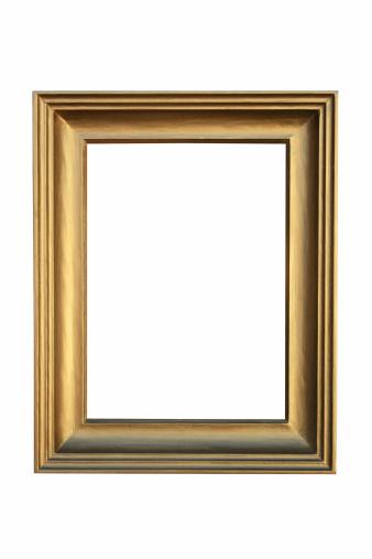 golden frame box