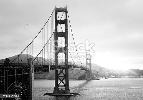 Golden Gate, San Francisco, USA