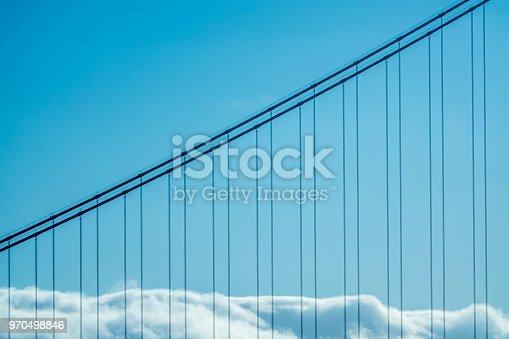 istock Golden Gate Bridge Detail 970498846