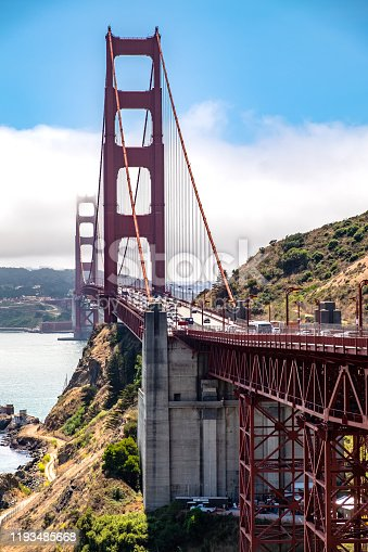 1030949292 istock photo Golden Gate Bridge in San Francisco 1193485668