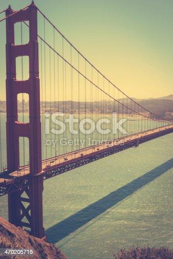 golden gate bridge on san francisco