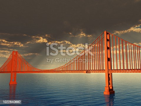 1030949292 istock photo Golden Gate Bridge 1022840882