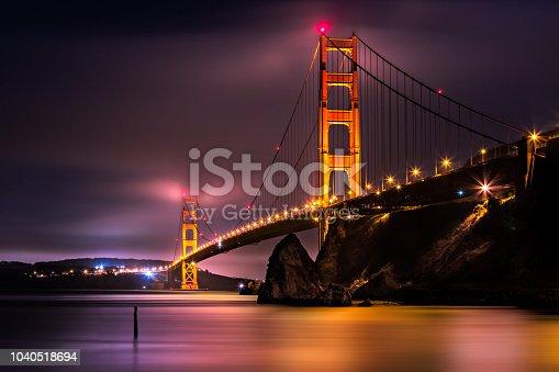 1030949292 istock photo Golden Gate Bridge 1040518694
