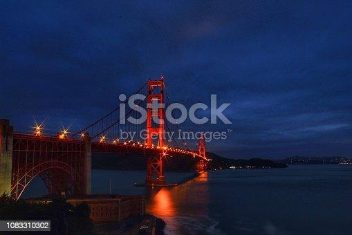 514642440 istock photo Golden Gate Bridge 1083310302