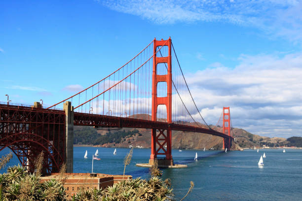 Golden gate bridge Golden gate bridge golden gate bridge stock pictures, royalty-free photos & images