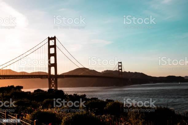 Мост Золотые Ворота — стоковые фотографии и другие картинки Без людей