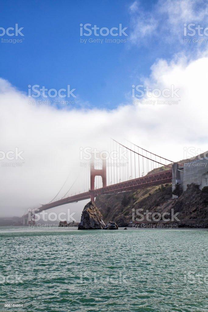 Golden Gate Bridge - Royalty-free Architecture Stock Photo