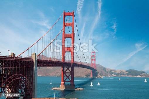 514642440 istock photo Golden Gate Bridge - San Francisco 474068492