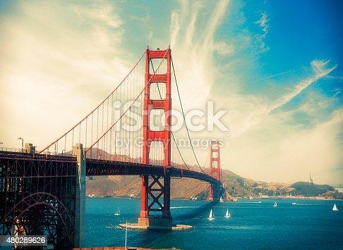 514642440 istock photo Golden Gate Bridge - San Francisco 480289626