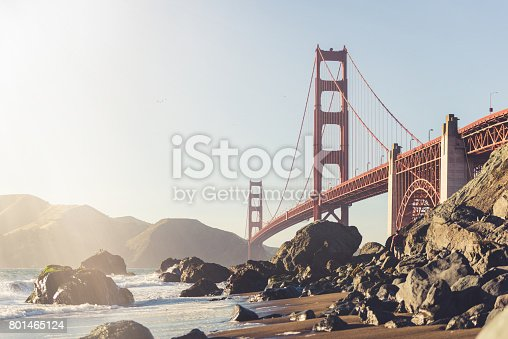 514642440 istock photo Golden Gate Bridge - San Francisco 801465124