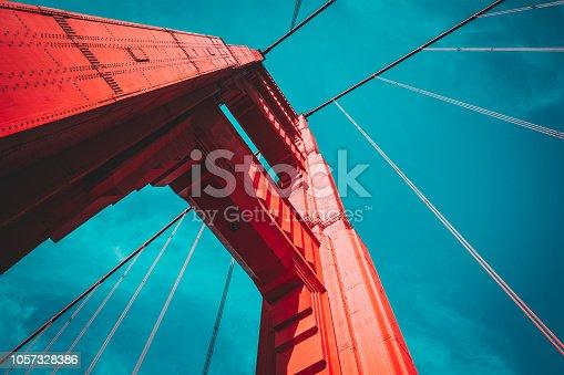 1030949292 istock photo Golden Gate Bridge, San Francisco, USA 1057328386