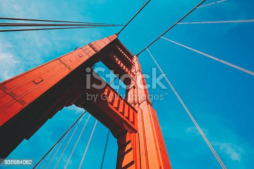 1030949292 istock photo Golden Gate Bridge, San Francisco, USA 935984082