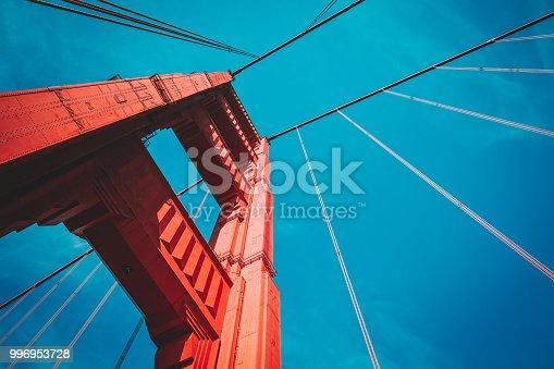 1030949292 istock photo Golden Gate Bridge, San Francisco, USA 996953728