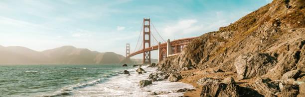 Golden Gate Strait stock photo