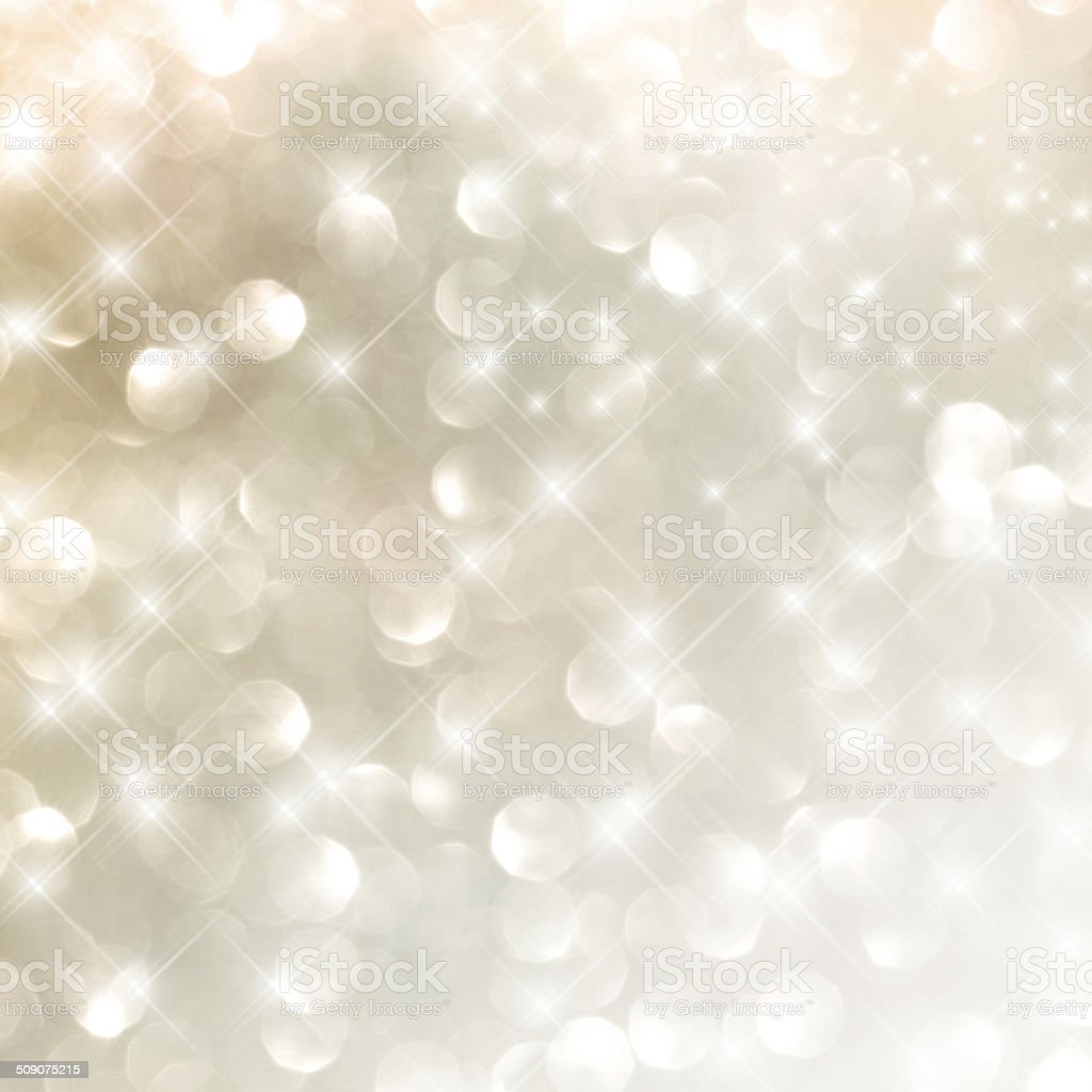 Golden glitter background stock photo
