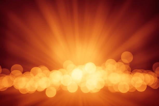 Goldenen Glitzer unscharf gestellt Lichter Weihnachten abstrakten Hintergrund – Foto