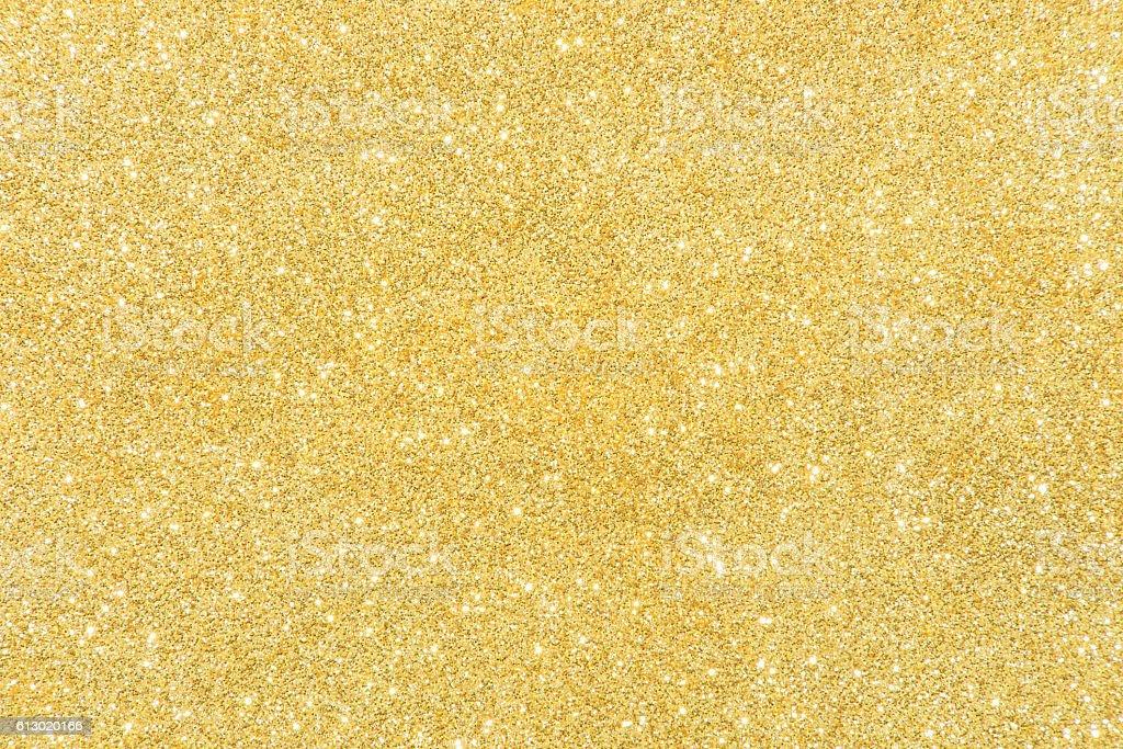 golden glitter Textur abstrakt Hintergrund  – Foto