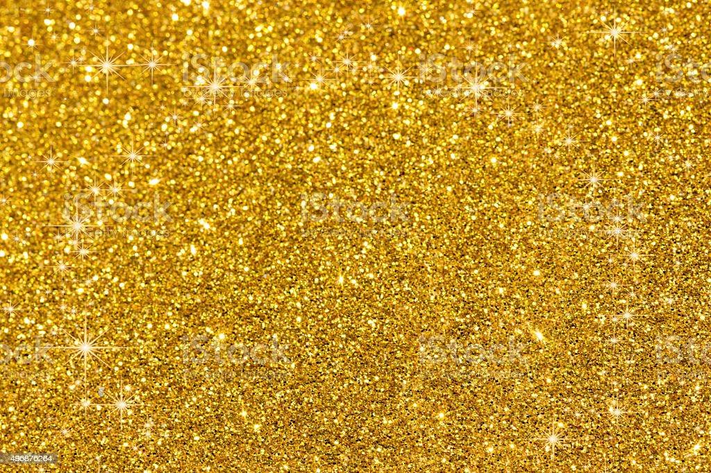 Golden glitter Weihnachten Hintergrund Textur – Foto