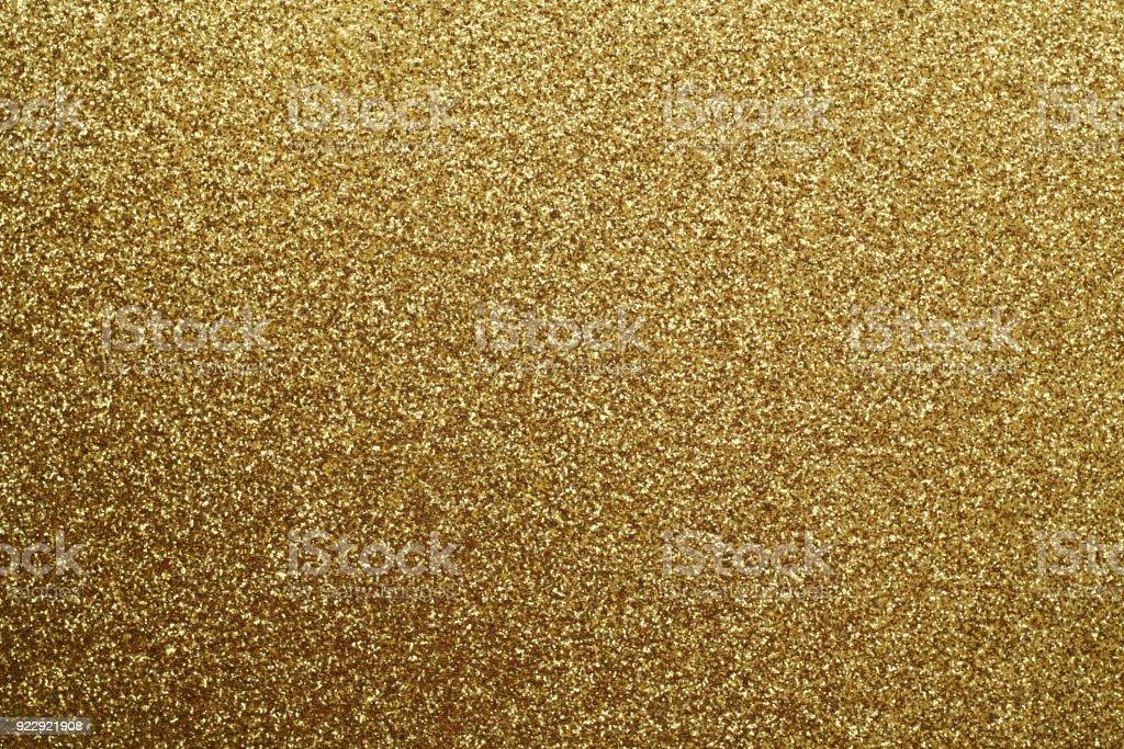 金色のきらびやかな背景。 ロイヤリティフリーストックフォト