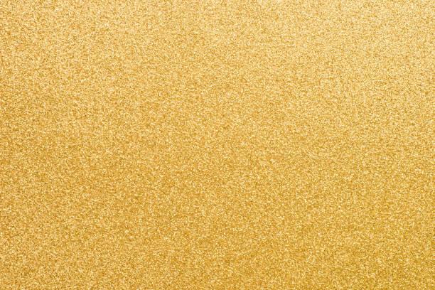 złota błyszcząca tekstura tła papieru - migoczący zdjęcia i obrazy z banku zdjęć