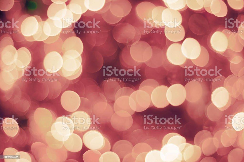 Golden holiday background stock photo