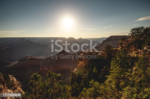 Location: Grand Canyon National Park, Nevada, USA Shot with Nikon D800E