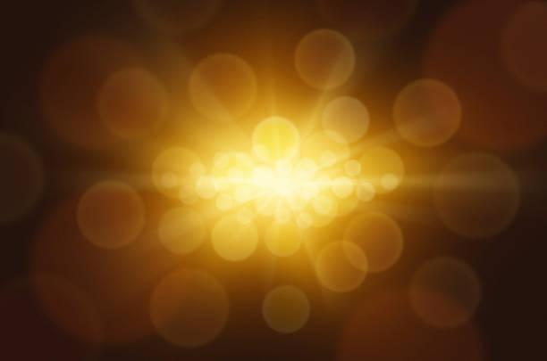 Golden Light Hintergrund – Foto