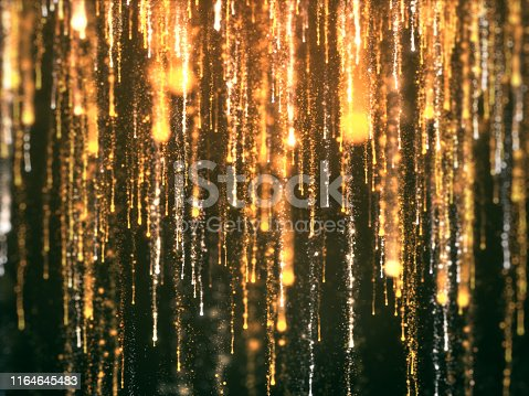 666540036istockphoto Golden line awards abstract background 1164645483