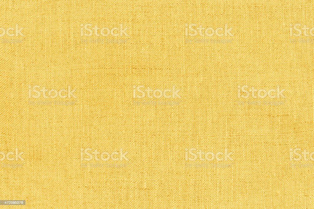 golden linen texture for the background stock photo